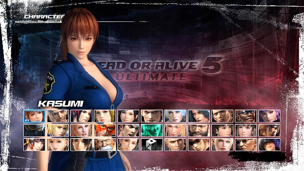 Image de Dead or Alive 5 Ultimate - Police Kasumi