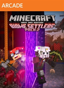 Minecraft Biome Settlers Skin Pack 2