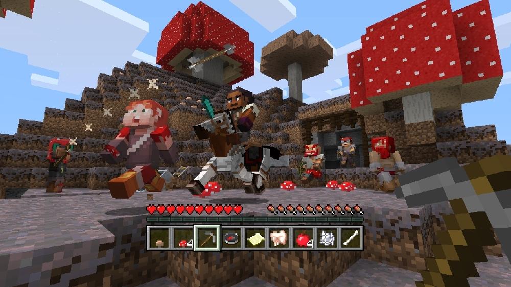 Immagine da Minecraft Pacchetto skin Colonizzatori di biomi 2