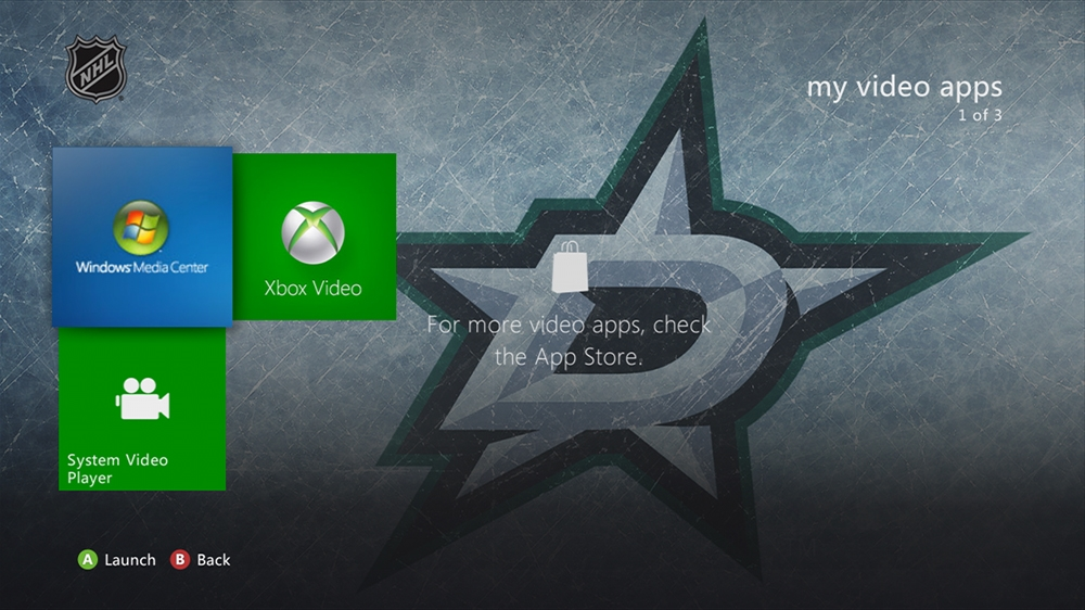Bild von NHL - Stars Highlight Theme
