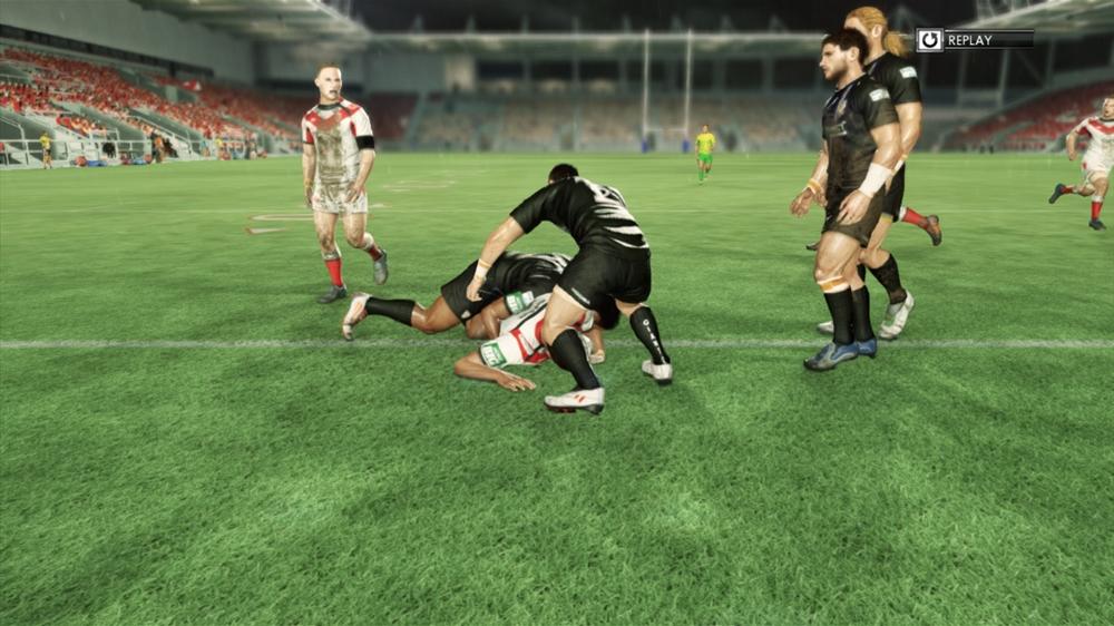 Image de Rugby League Live 2 - Compatibility Pack