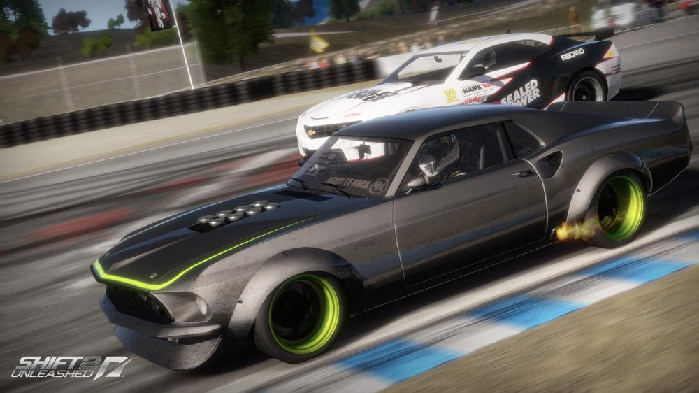 Bild von SHIFT 2 UNLEASHED™ Autolog Drift-Challenge-Trailer