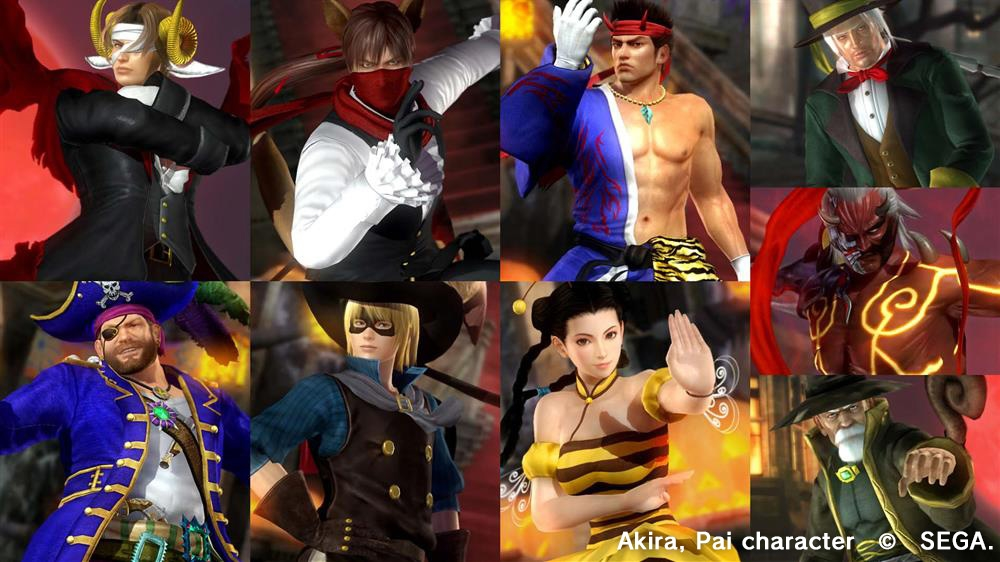 Image from DOA5LR Costume Catalog LR17