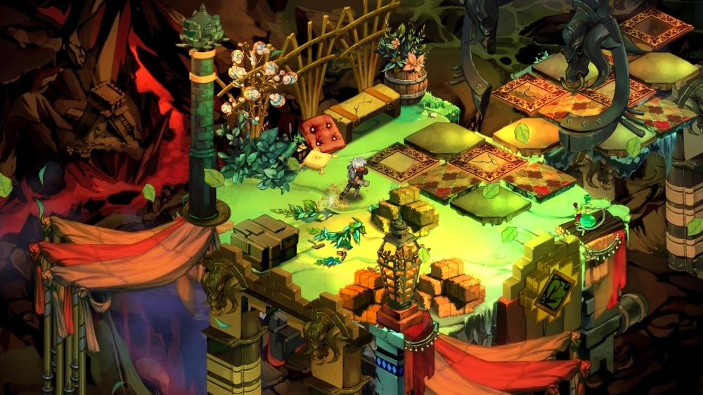 Image from Bastion – Reveal Trailer