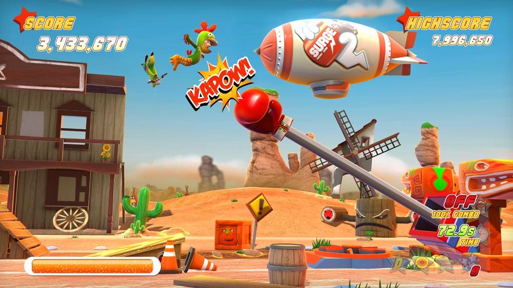 Image from Joe Danger Trailer