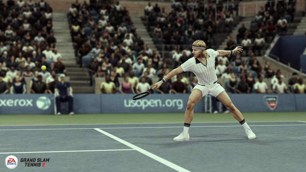 Image from EA SPORTS™ Grand Slam® Tennis 2 - Roster Reveal Trailer