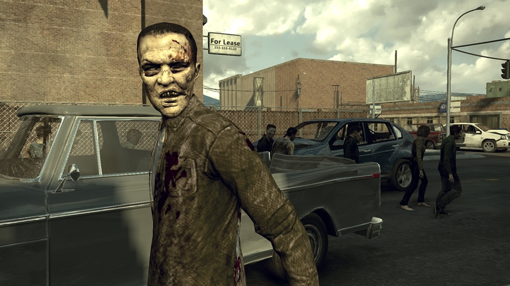 Image from The Walking Dead: Survival Instinct Behind The Scenes Trailer