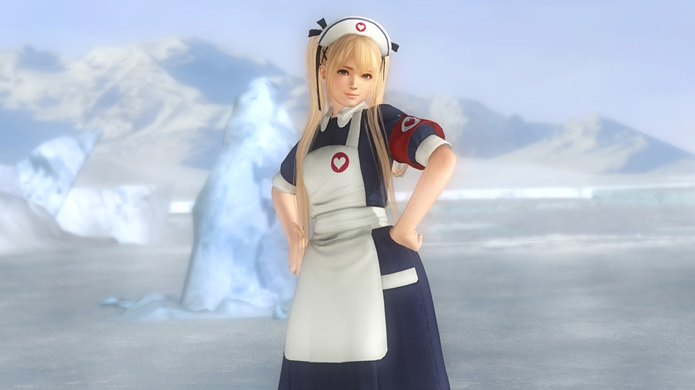 Image from Marie Rose Nurse Costume