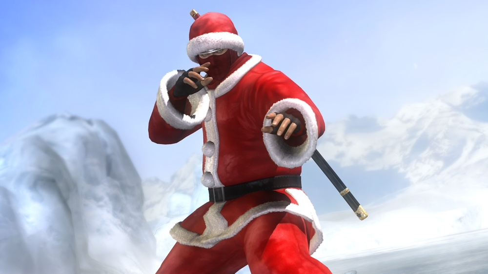 Kuva pelist Dead or Alive 5 Christmas Set