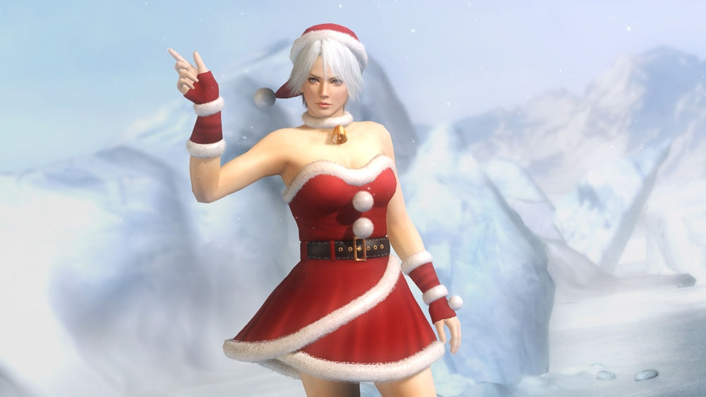Kuva pelistä Dead or Alive 5 Christmas Set