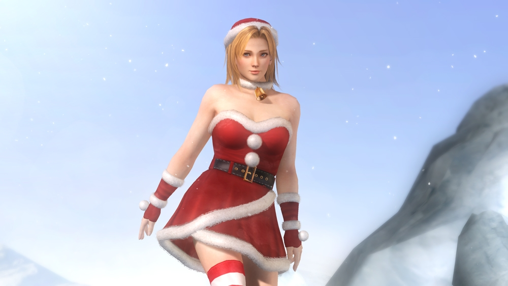 Image from Dead or Alive 5 Christmas Set