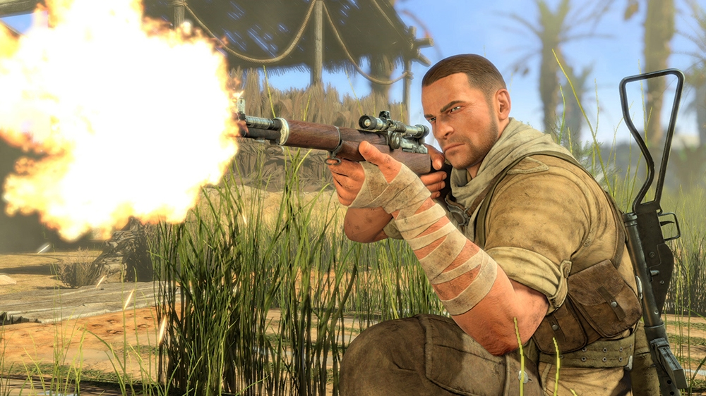 Image from Sniper Elite 3 Launch Trailer