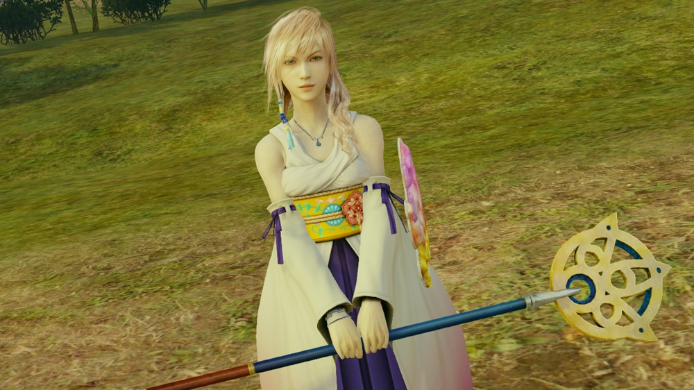 Image from FFX Yuna