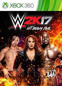 WWE 2K17 NXT Legacy Pack boxshot