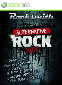 Rocksmith™ Alternative Rock
