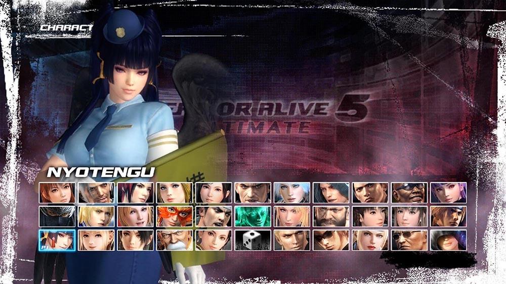 Image de Dead or Alive 5 Ultimate - Police Nyotengu