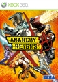 ANARCHY REIGNS - Exclusive Modes -pakkaus 