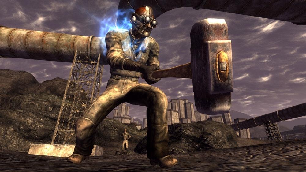 Imagen de Fallout: New Vegas - Old World Blues (SPANISH)