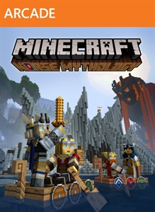 Minecraft Norse Mythology Mash-up