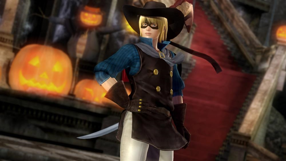 Image from DOA5LR Eliot Halloween Costume 2015
