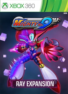 Mighty No. 9 - Rayの拡張 boxshot