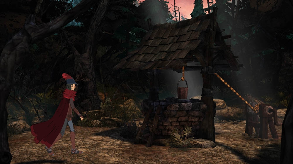 Image from King's Quest Compatibility Pack 1