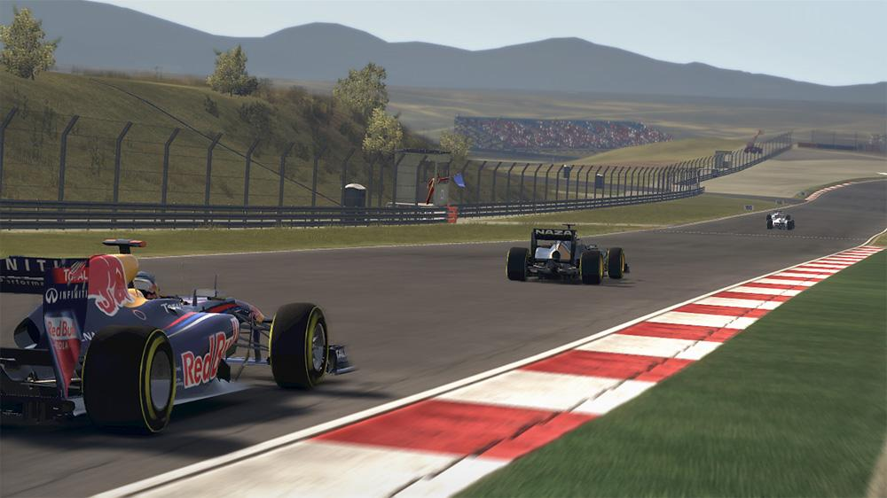 Image from F1 2011™ Gameplay Trailer #2