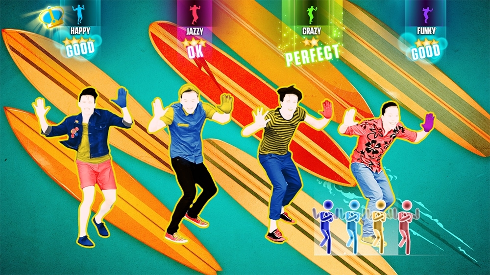"Image from Just Dance 2015 - ""Kiss You"" by One Direction"
