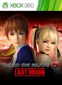 코스튬 카탈로그 No.01 DEAD OR ALIVE 5 Last Round