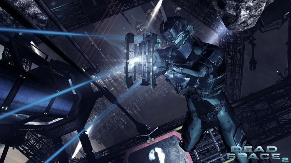 Image from Dead Space 2: Severed Trailer