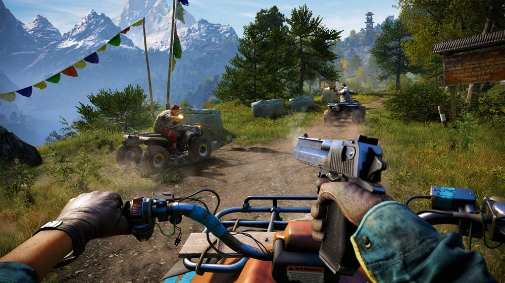 Obraz z FAR CRY 4 Pakiet Hurk Deluxe