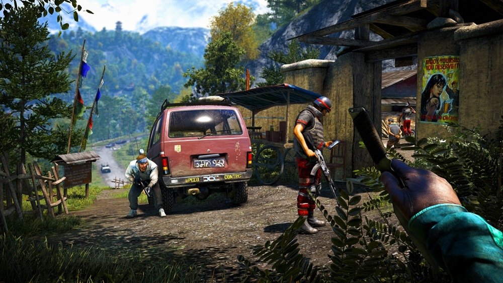 Image from FAR CRY 4 Hurk Deluxe Pack