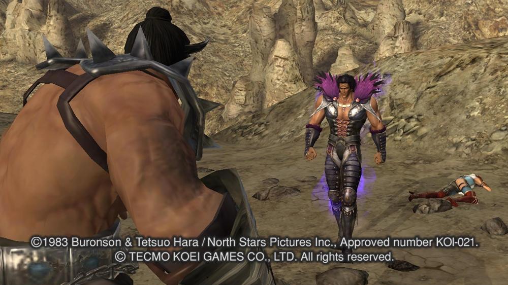 Kuva pelistä New Mission 1