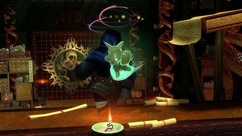 Obraz z Kung Fu Panda Skin: Master Shifu