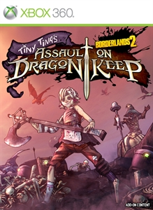 El Ataque de Tiny Tina en Dragon Keep
