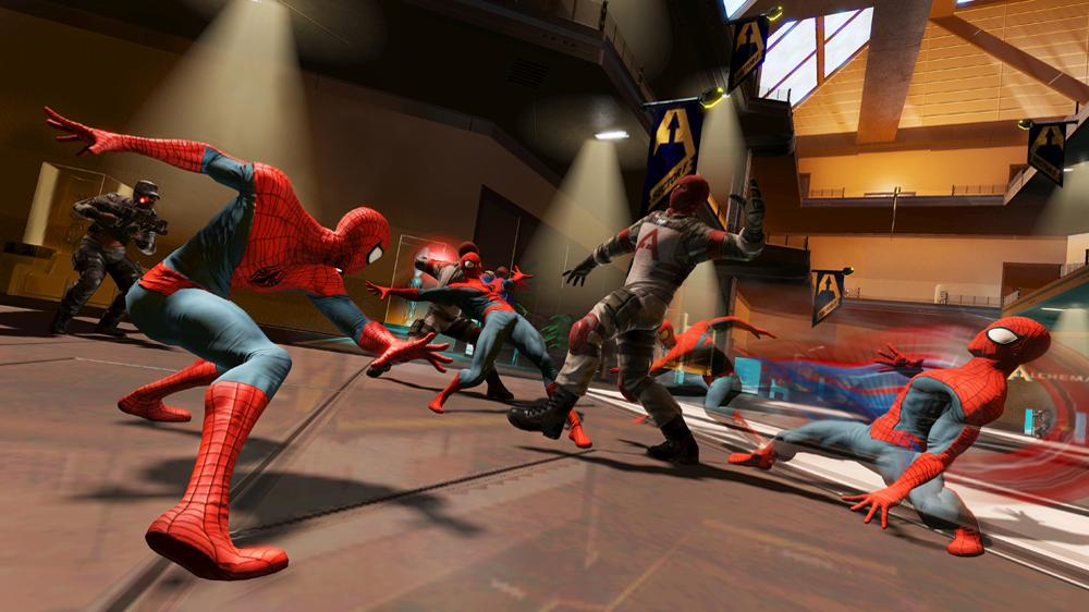 Billede fra Spider-Man™: Edge of Time E3 Trailer