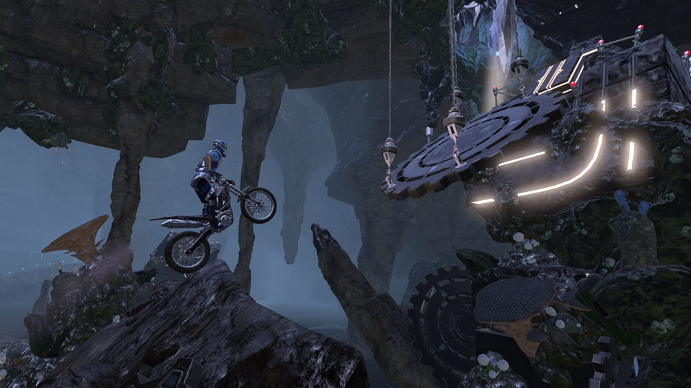 Image from Trials Fusion: Welcome to the Abyss