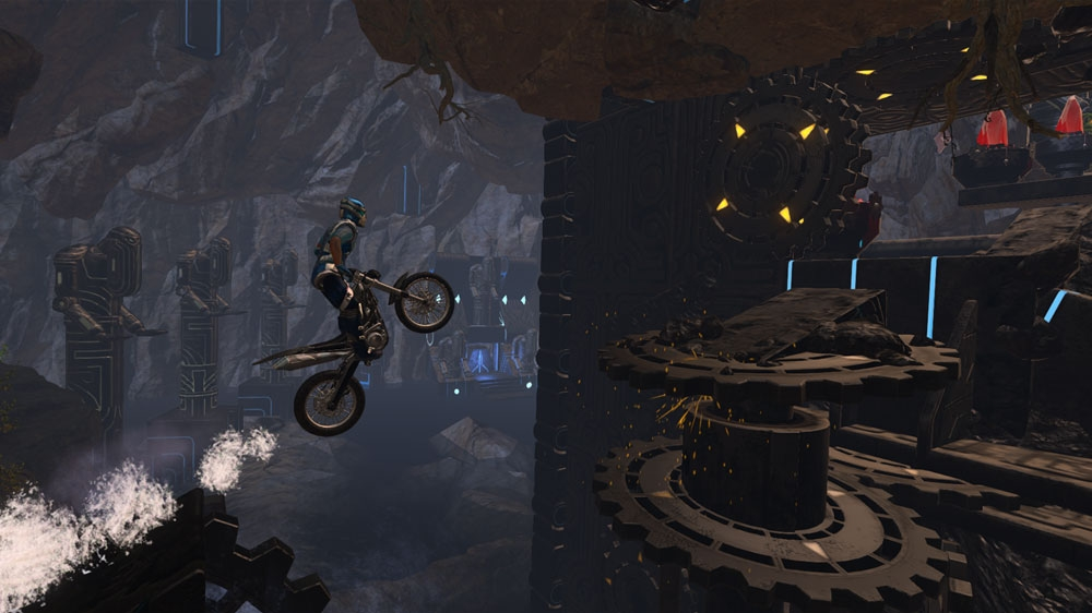 Imagen de Trials Fusion: Welcome to the Abyss