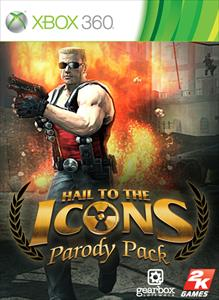 Balíček Hail to the Icons Parody Pack