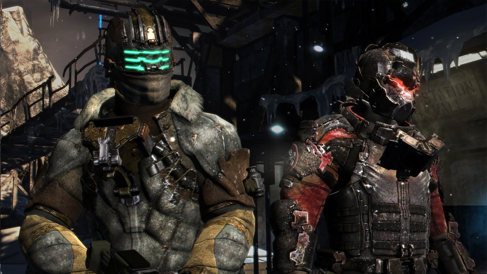 Image from Dead Space 3 Story Trailer