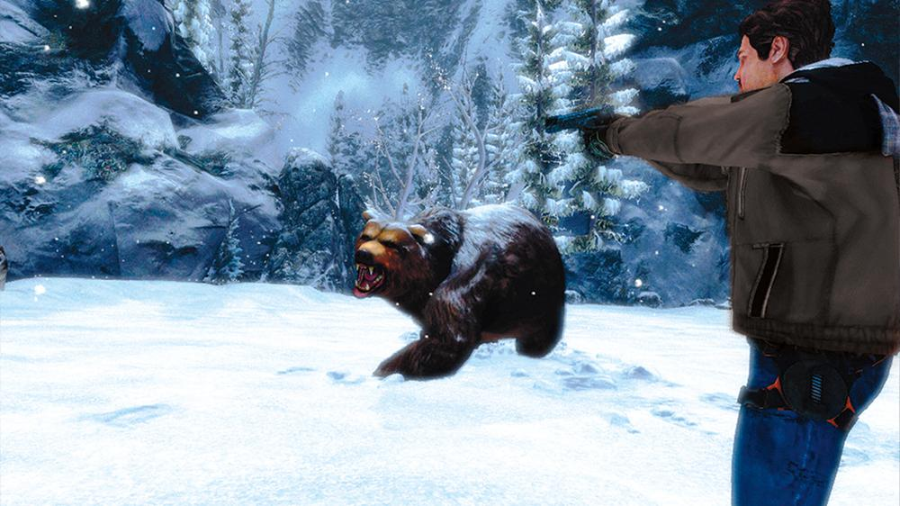 Image from Cabela's Survival: SoK
