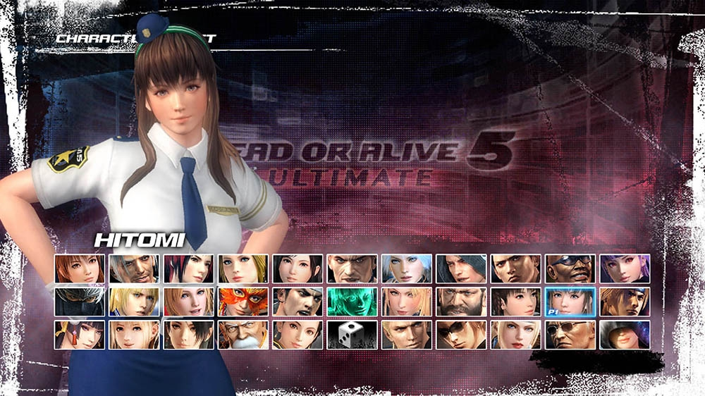 Image de Dead or Alive 5 Ultimate - Police Hitomi