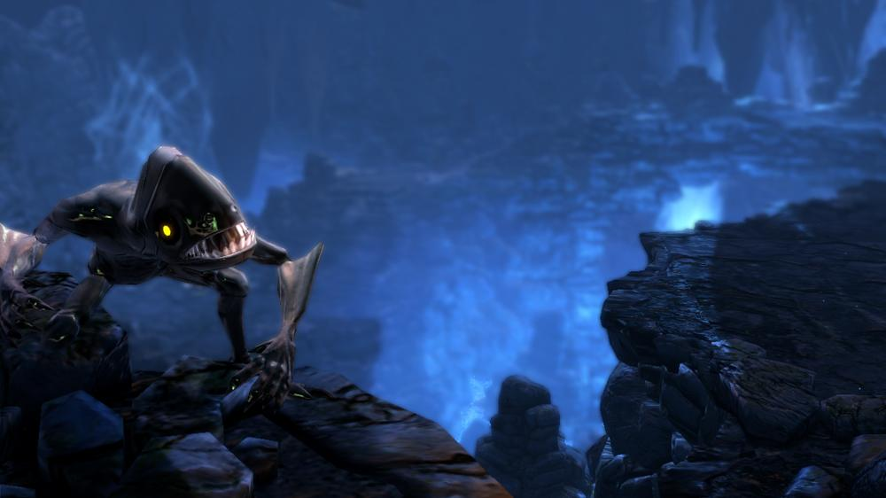 Image from Dungeon Siege III Anjali Vignette