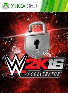 WWE 2K16 Accelerator