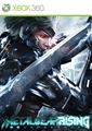 METAL GEAR RISING: REVENGEANCE White Armor