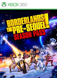 Borderlands: The Pre-sequel Season Pass boxshot