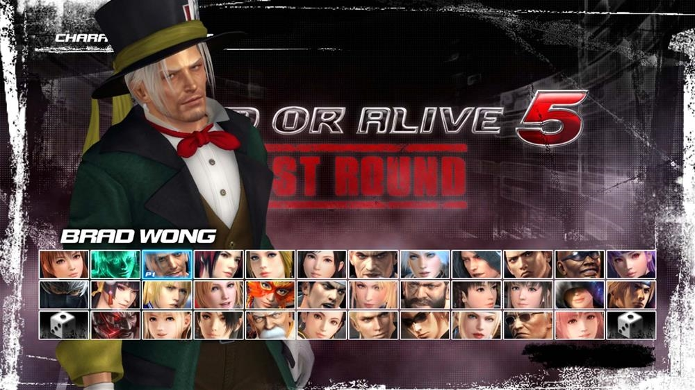 Image from DOA5LR Brad Wong Halloween Costume 2015