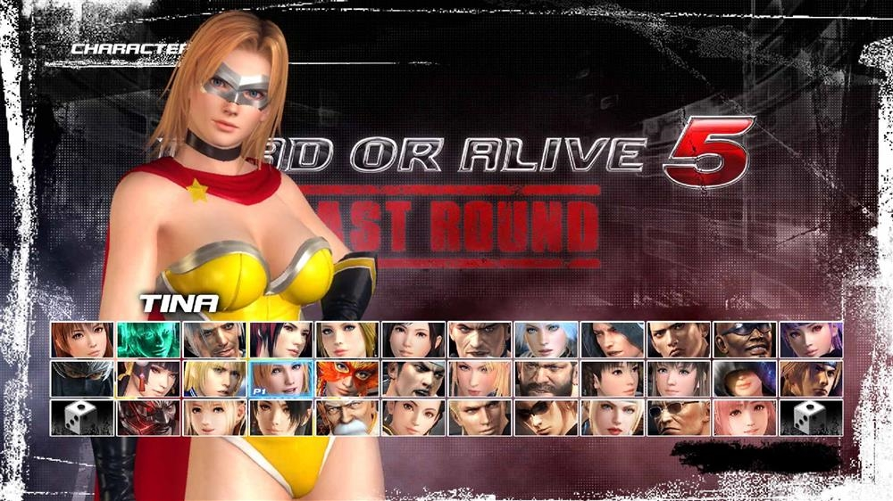 Image de DOA5LR - Fighter Force Tina