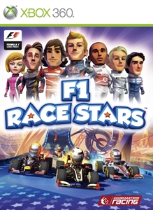 F1 RACE STARS™-monstertilbehørspakke