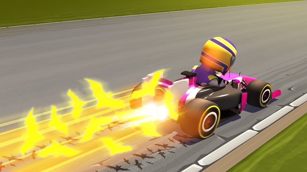 Image from F1 RACE STARS™ Monster Accessory Pack